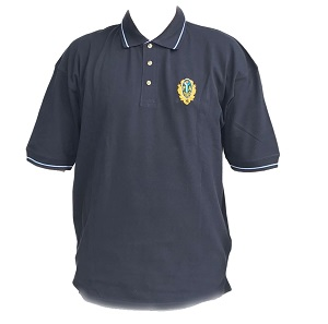 FA Polo Hemd Navy